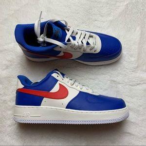 "Nike Air Force Low ""07"" Custom ID"